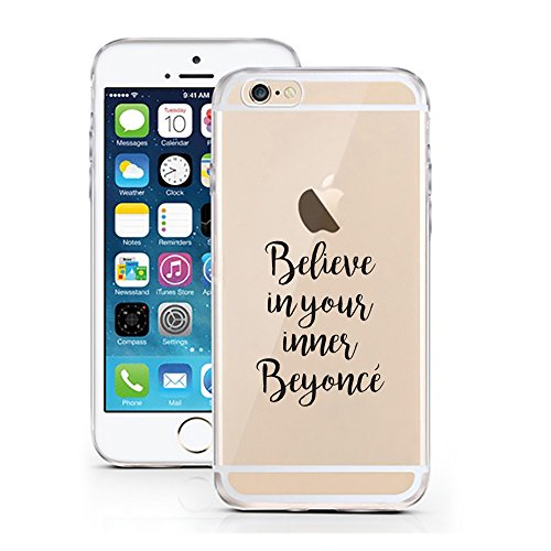 iPhone 5 5S SE Hülle von licaso® für das Apple iPhone 5S aus TPU Silikon Ein bisschen Dick is nicht so slim! Vögelchen Dickie Muster ultra-dünn schützt Dein iPhone 5SE & ist stylisch Schutzhülle Bumpe Believe in your Beyoncé