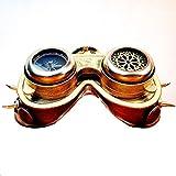 XINXIN Occhiali Di Protezione Di Halloween Steampunk Vintage