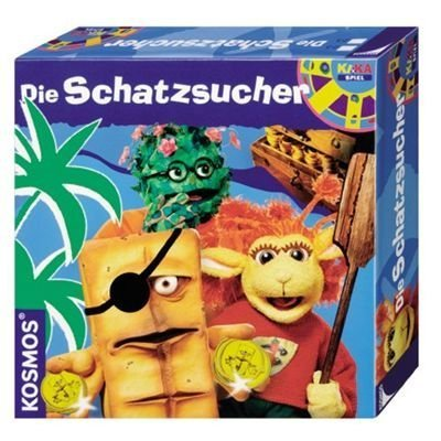 Kosmos - KI.KA - Die Schatzsucher, mit Bernd das Brot