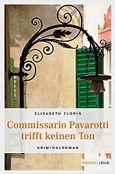 Commissario Pavarotti trifft keinen Ton (Commissario Pavarotti, Lissie von Spiegel)