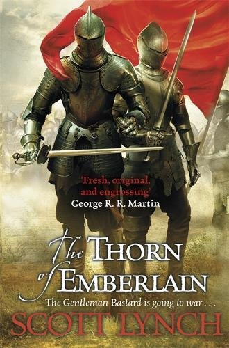 The Thorn of Emberlain Cover Image