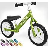 Cruzee Kinder Laufrad 1,9kg Runningbike Balancebike Kinderrad höhenverstellbar