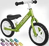 Laufrad Vergleich Cruzee Kinder Laufrad 1,9kg Runningbike Balancebike Kinderrad höhenverstellbar bei Amazon