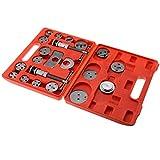 21Pcs Bremskolbenrücksteller Bremse Rücksteller Werkzeug Set