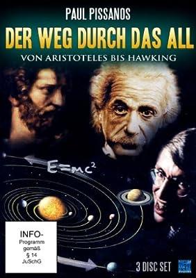 Der Weg durch das All - Von Aristoteles zu Hawking (12 Episoden - 3 Disc Set)