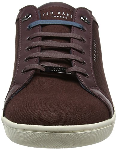 Ted Baker Lord Ternur Sneaker Root (rosso Scuro)
