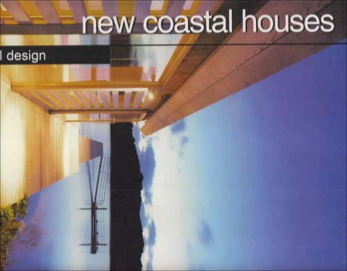 New Coastal Houses (Architectural Design S.)