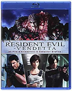 Resident Evil: Vendetta - Bd St