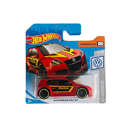 Hot Wheels Volkswagen Golf GTI Volkswagen 19/250