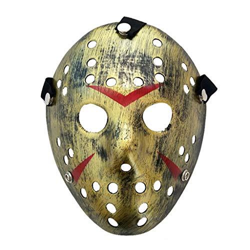 Baipin Máscara Jason Cosplay Viernes 13