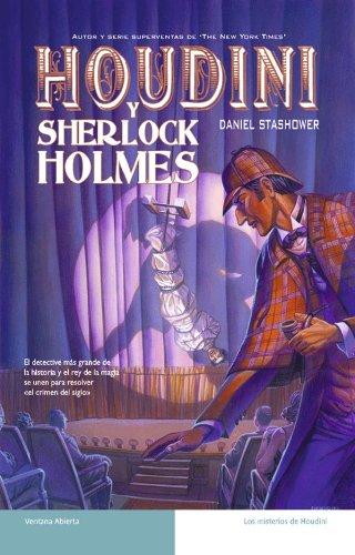 Houdini Y Sherlock Holmes descarga pdf epub mobi fb2