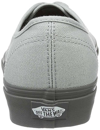 Vans Herren Ua Authentic Sneakers Grau (c & D)