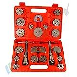 Bremskolbenrücksteller Kolbenrücksteller SET Kolben Rücksteller 21 teilig NEU CBR21-13