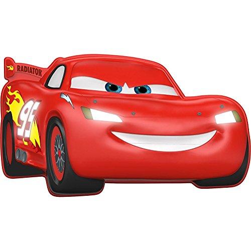 Image of Disney Cars Lightning McQueen 3D Wall Light