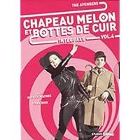 Chapeau melon et bottes de cuir : The Avengers, Integrale Vol.4 - Coffret 8 DVD