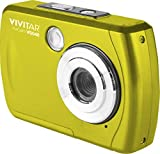 Underwater Waterproof Compact Digital Camera Vivitar VS048 16 Megapixel (Yellow)