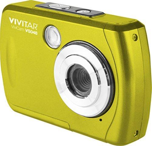Unterwasser wasserdichte Digitalkamera Vivitar VS048 16 Megapixel (Gelb)
