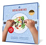 Benjamins-Products Kinderbesteck Set Linkshänder - 2-teilig