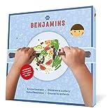 Benjamins-Products Kinderbesteck Set Linkshänder - 2-teilig