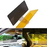FEZZ Auto Sonnenschutz Sichtschutz Sonnenblende Frontscheibe Blendschutz für Tag und