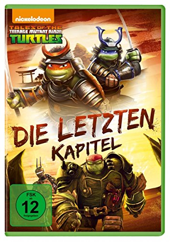 Teenage Mutant Ninja Turtles - Die letzten -