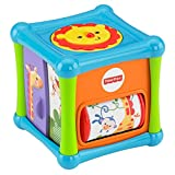 Best Fisher-Price Jouets & Enfant Porte-bébé - Fisher Price Cube d'activités Amis de la jungle Review