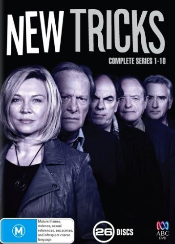 New Tricks (Complete Series 1-10) - 26-DVD Box Set ( New Tricks - Complete Series One to Ten ) by Alun Armstrong (3 Tricks New Season)