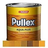 Pullex Aqua-Plus 750ml Lärche Holzlasur Dickschichtlasur Fensterlasur
