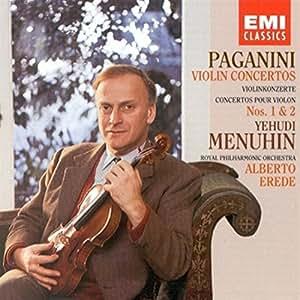 Violin Concertos-Violinkonzerte-Concertos Pour Violon N 1 & 2