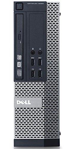 Dell Optiplex 9020 SF PC, Intel Core i5, 3.30 GHz, 64 Bit, 4 GB RAM