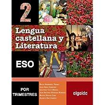 Lengua castellana y literatura 2º ESO. Por trimestres - 9788498777116