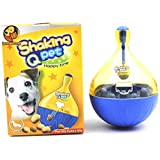 Foodie Puppies Treat Ball Interactive Tumbler Design Food Dispensing Tumbler Toy for Dog, Cat Pet