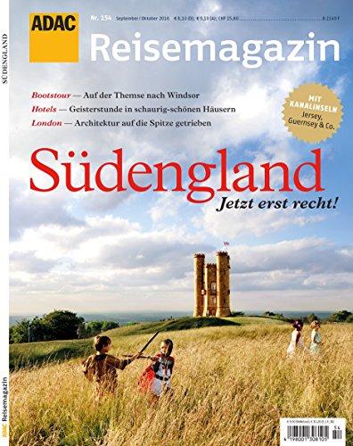 Preisvergleich Produktbild ADAC Reisemagazin Südengland