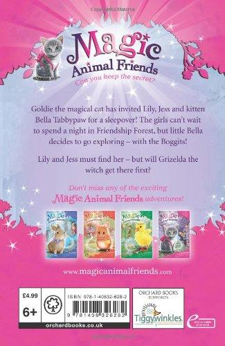 4: Bella Tabbypaw in Trouble (Magic Animal Friends)