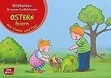 Bildkarten für unser Erzähltheater. Ostern feiern mit Emma und Paul: Kamishibai Bildkartenset. Entdecken. Erzählen. Begreifen (Mit Kindern durch das Jahr - Bildkarten für unser Erzähltheater)