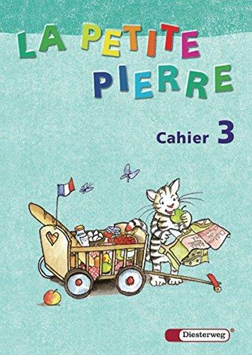 Preisvergleich Produktbild LA PETITE PIERRE - Ausgabe 2007: Cahier d'activités 3