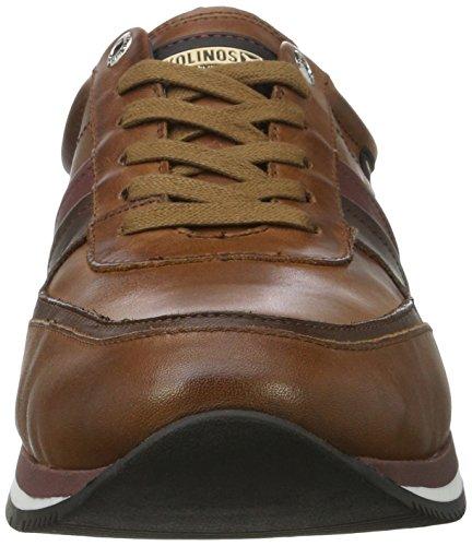 Pikolinos Palermo M3h_i17, Sneakers Basses Homme Marron (Cuero)