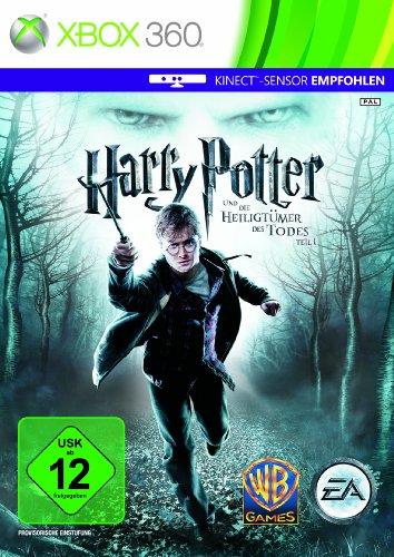Harry Potter und die Heiligtümer des Todes - Teil 1 (Kinect empfohlen) (Potter Lego Harry 360 Xbox)