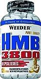 Weider Integratore Alimentare Hmb 3800 Beta-Idrossi-Beta-Metilbutirrato - 120 Capsule immagine