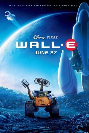 WALL E – US Imported Movie Wall Poster Print - 30CM X 43CM Brand New Disney (Wall-e Poster)