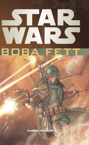 Starwars Boba Fett Int. (Star Wars: Cómics Leyendas)