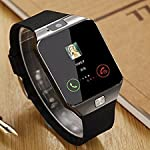 NK choudhary DZ09 Smart Watch Smartwatch Bluetooth Touchscreen Sweatproof Phone with Camera TF/SIM Card Slot for Android...