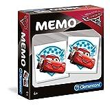 Clementoni 18006.6 - Memo Game Cars 3