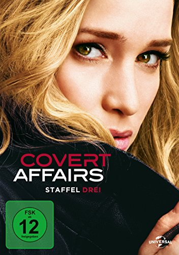 Covert Affairs - Season 3 [4 DVDs] -