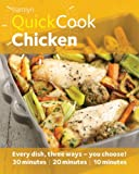 Hamlyn QuickCook: Chicken: From spicy and quick to easy and classic recipe ideas