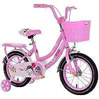 MAZHONG Bicicletas Bicicleta/Bicicleta de Lujo para Niños y Niñas en Muchos Tamaños (Color