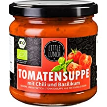 littlelunch Bio Tomatensuppe, 6er Pack (6 x 350 ml)
