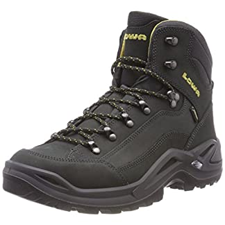 Lowa Men's Renegade GTX Mid High Rise Hiking Boots