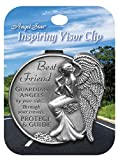 Best Angel Star Gifts For A Friends - Angelstar 15691 Best Friend Guardian Angel Visor Clip Review