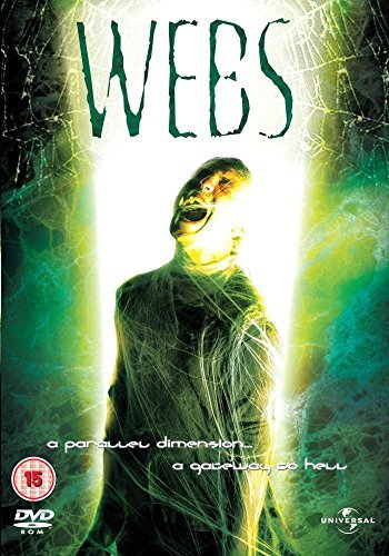 Webs [DVD] [2003] by Richard Grieco